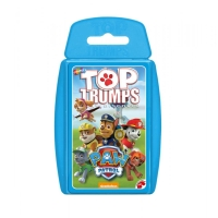 Psi Patrol - gra Top Trumps