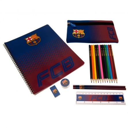 db5b1bfad FC Barcelona - zestaw szkolny - gadżety - sklep Fanzone.pl