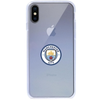 Manchester City - etui iPhone X