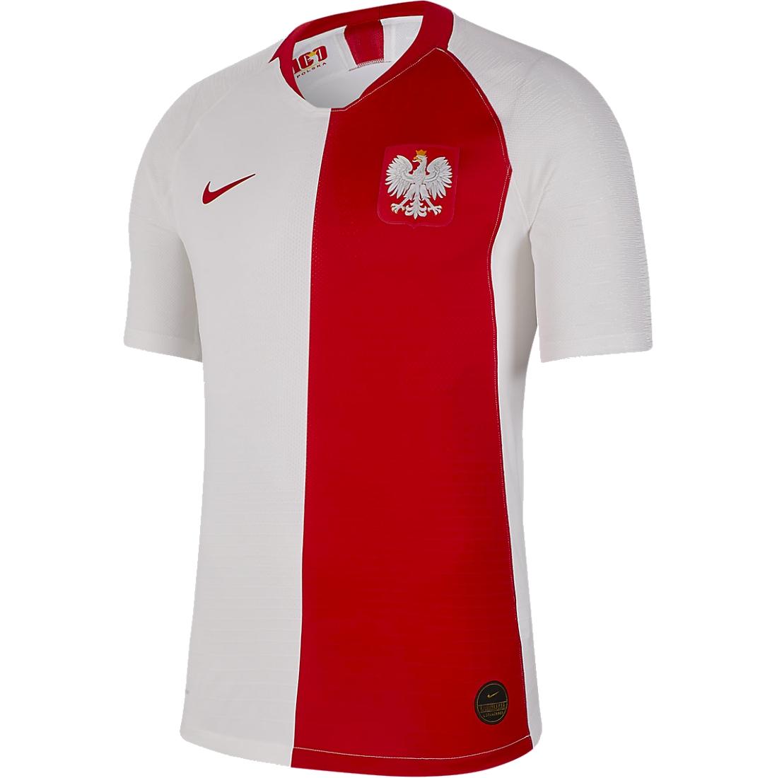 Polska koszulka reprezentacji Polski L Match Vapor Authentic 1919 2019