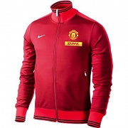 MANCHESTER UNITED - BLUZA (Authentic N98, NIKE)