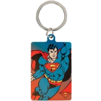 DC Comics - breloczek metalowy Superman