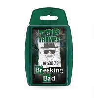 Breaking Bad - gra Top Trumps