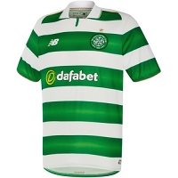 CELTIC GLASGOW - KOSZULKA 2016/17, DOM (NEW BALANCE) 19091
