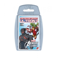 Avengers - gra Top Trumps