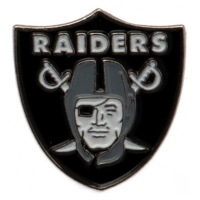 Oakland Raiders - odznaka
