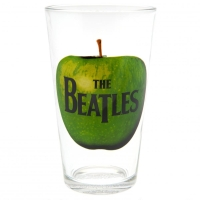 The Beatles - szklanka Apple Logo