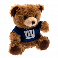 New York Giants - maskotka w koszulce