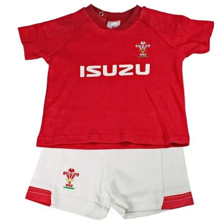 69aa82827 Walia Rugby - strój dziecięcy 68 cm - gadżety - sklep Fanzone.pl