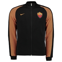 AS ROMA - BLUZA ROZPINANA 2016/17 (NIKE) 19114