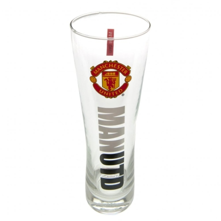 Manchester United - szklanka do piwa