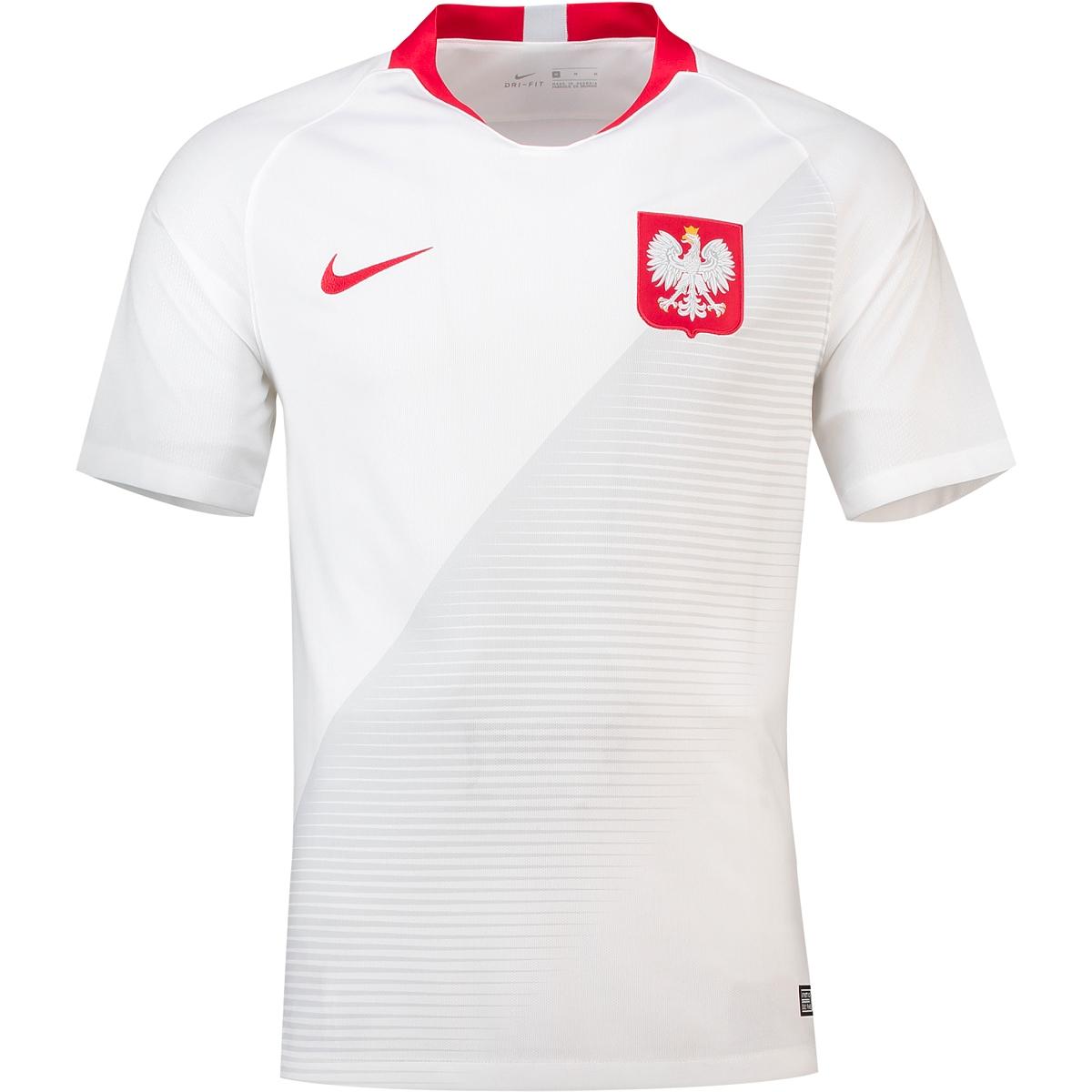 Polska domowa nowa koszulka reprezentacji Polski 2018 2019 (NIKE)