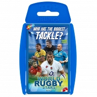 World Rugby Stars - gra Top Trumps