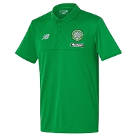 CELTIC GLASGOW - KOSZULKA POLO 2016/17, NEW BALANCE) 19163