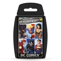 DC Superheroes - gra Top Trumps