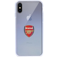 Arsenal Londyn - etui iPhone X