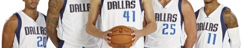 Sklep Dallas Mavericks