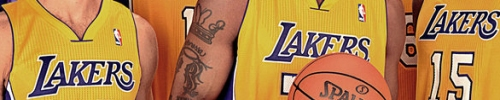 Sklep Los Angeles Lakers