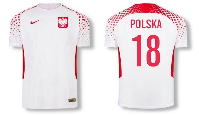 1b6a63c65 Nowa koszulka reprezentacji - Sklep z gadżetami Fanzone.pl